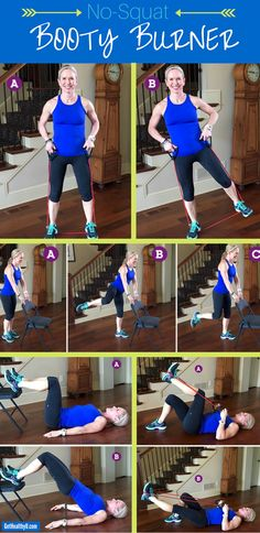 This is how to get a butt you will love! Try this Booty Burner workout today!