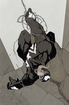 Venom by Salvador Velazquez