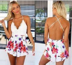 conjuntos de falda y blusa espalda afuera - Buscar con Google