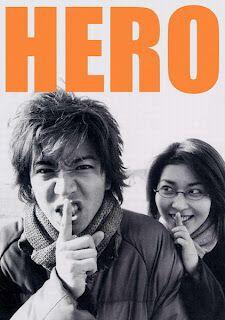 Hero -Takuya Kimura