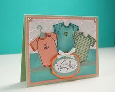 Baby Shower Card Congratulations Baby Card Welcome by LittleLu4U