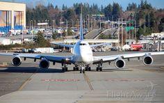 Photo of Lufthansa B748 (D-ABYR) ✈ FlightAware