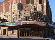Palace Theater in Albany, NY
