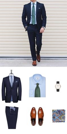 A look to pine over. Blazer Outfits, Men's Outfits, Interview Attire, Sharp Dressed Man, Men Style Tips, Classic Man, Wardrobes, Timeless Fashion, Dapper