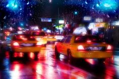 new york city streets at night photos - Yahoo Search Results
