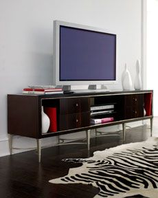 """25% Off  """"TANNER"""" ENTERTAINMENT CONSOLE  2139.00"""