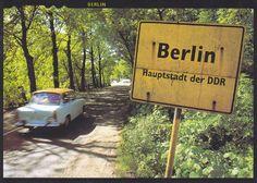 Berlin (3) - Hauptstadt der DDR
