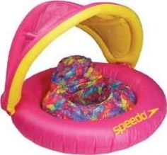 SwimWays Baby Tug Boat with UV Spring Canopy. Toot Toot! Watch this adorable baby float turn heads as it moves through the water. Packed with playu2026  sc 1 st  Pinterest & SwimWays Baby Tug Boat with UV Spring Canopy. Toot Toot! Watch ...
