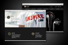 Yurbuds Website / Ecommerce / Web Design