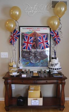 007 Agent Training Birthday Party Ideas | Photo 31 of 31 | Catch My Party