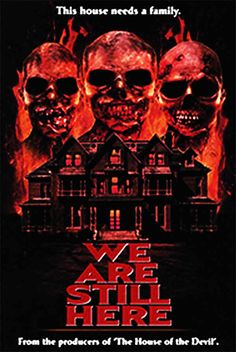 We Are Still Here Trailer (2015)