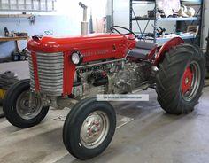 1956 Massey-Ferguson 50
