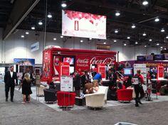 Coca sinônimo de experiência de consumo