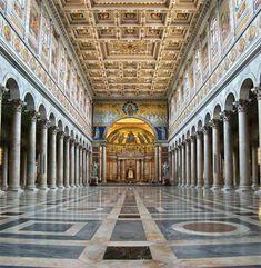 Basilica di san Paolo - Roma