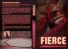 Cover reveal: FIERCE by L.G. Kelso