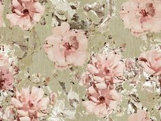 Vintage Shabby Rose fabric pattern by kristopher k