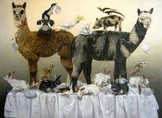 The Alpacas' Teaparty, Kate Bergin (2011)