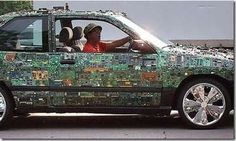 PCB car