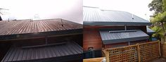 Clean Your Roof - Keep It Clean - Saves Money