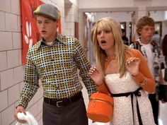 Sharpay and Ryan's iconic fashion sense inspired your prepubescent wardrobe so you forgive them for being evil.
