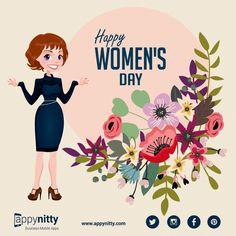 #HappyWomensDay #BeBoldForChange!!!!