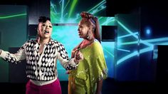"Mary Mary in their music video""Go get it""."