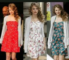 Talor swift Summer dresses