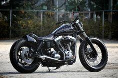 Custom Harley-Davidson FXDL