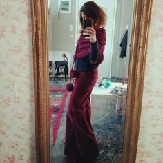 """The corduroy Bell bottoms in """"Berry"""".Get em Hurry up! You Are Beautiful, Bell Bottoms, Corduroy, Berry, Style Me, Gift Ideas, Group, Elegant, Unique"""