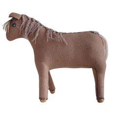 1940s Amish folk art horse
