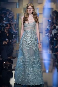 Paris Haute Couture AW15: Elie Saab