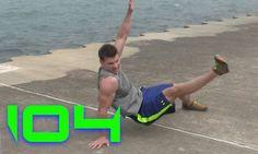 Outdoor Tabata Workout #104