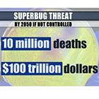 "Could ""Superbug"" Infections Kill Millions Per Year? http://www.pharmpro.com/videos/2014/12/could-superbug-infections-kill-millions-year?et_cid=4318027&et_rid=650445760&type=cta"