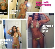 jamie eason's livefit challenge! ~ In starting this very soon, and I'm so excited!  www.bodybuilding.com