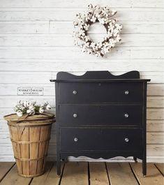 Lamp Black Dresser | General Finishes Design Center