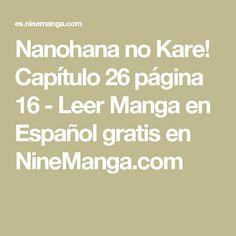 Nanohana no Kare! Capítulo 26 página 16 - Leer Manga en Español gratis en NineManga.com