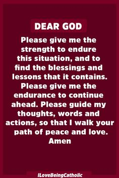 Powerful Prayer for Inner Strength – I Love Beign Catholic – Jesus Christ ~ Virgin Mary – Rosary Prayers ~ Lent fasting ~ Catholic Prayer Prayer Scriptures, Bible Prayers, Faith Prayer, God Prayer, Power Of Prayer, Prayer Quotes, Spiritual Quotes, Bible Quotes, Positive Quotes