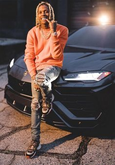 Rapper Wallpaper Iphone, Rap Wallpaper, Homescreen Wallpaper, Lil Durk, King Pic, Best Rapper Alive, Dope Outfits For Guys, Cute Black Couples, Cute Lightskinned Boys