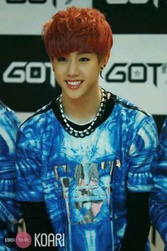 Mark Tuan....a.k.a. the boy who officially ruined my life....