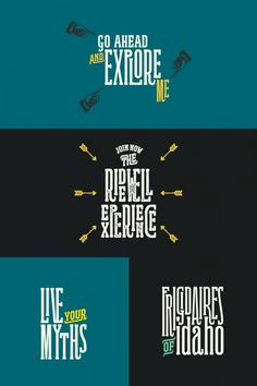 Creative Typography, Typeface, Ridewell, Kostas, and Bartsokas image ideas & inspiration on Designspiration Creative Typography, Typographic Design, Typography Letters, Typeface Font, Type Treatments, Hand Drawn Type, Information Architecture, Type Posters, Powerful Words