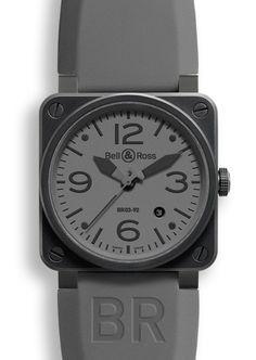 Bell & Ross BR03-92 Commando BR0392-COMMANDO