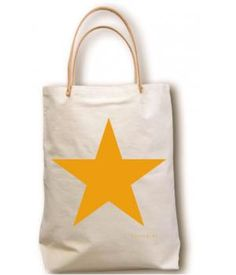 Handmade tooote bag | star | By #Tooote