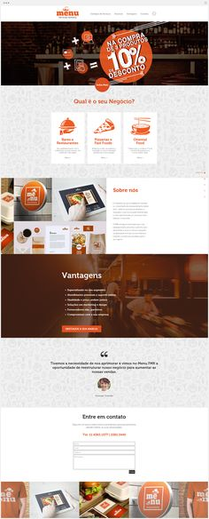 Menu   Marketing and Design Agency Specializing on Restaurants