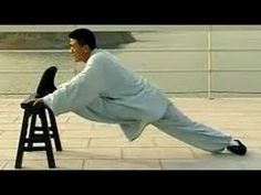 ▶ Shaolin Kong fu Basic Training 4: stretching training methods - YouTube