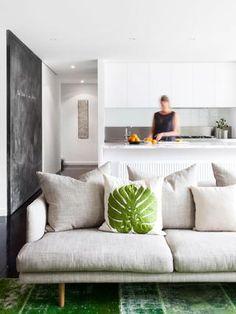 Jardan Nook sofa via Est Magazine #4