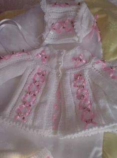 Crochet scheme for newborns