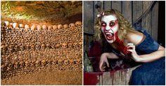 Visite de lieux effrayants à Paris