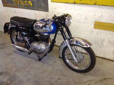 1965 AJS Model 14 CSR - Silverstone Auctions Ajs Motorcycles, Vintage Motorcycles, Motorbikes, Auction, Motorcycles, Motorcycle