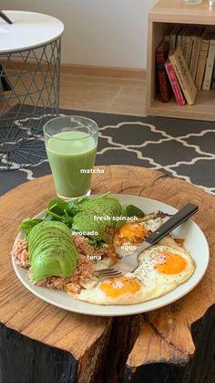 | ������������������: @������������������������������������������ | ������������: @������������������������������������������ | ������������: @������������������������������������������ | #HealthyFoodDietPlan Think Food, Love Food, Comidas Fitness, Plats Healthy, Food Goals, Aesthetic Food, Food Cravings, Food Inspiration, Food To Make