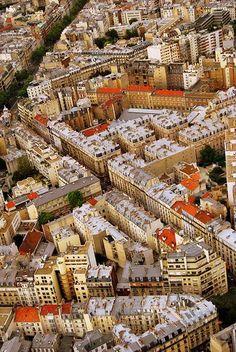 Montparnasse quarter, Paris XIV